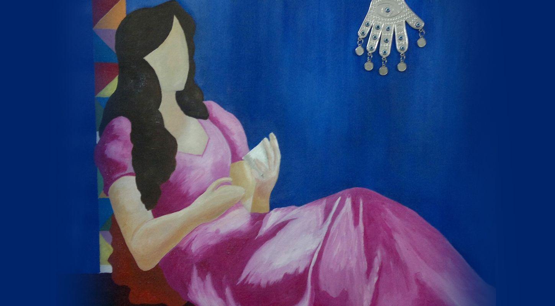 أيتها المرأة أمومتك لا تلغي أنوثتك الصدى نت Painting Art