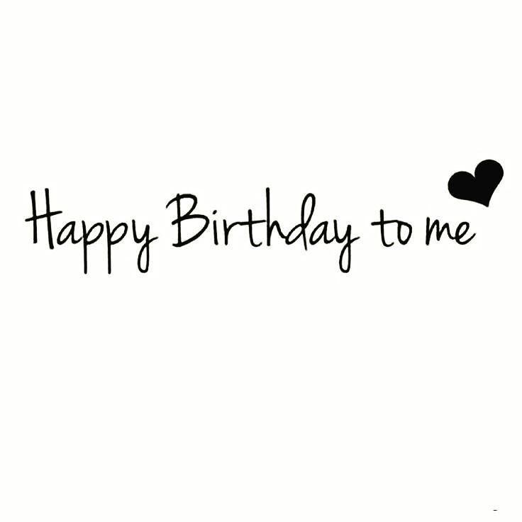Happy Birthday To Me As Da Gusto Que Sea Lunes Monday