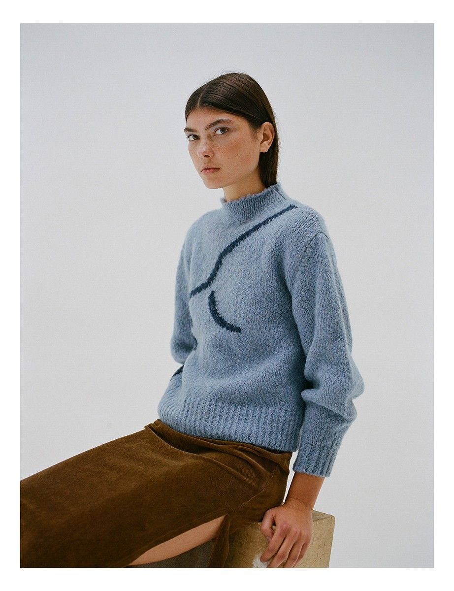 Paloma Wool Virgo Sweater Garments Fashion Lookbook Wool Sweaters
