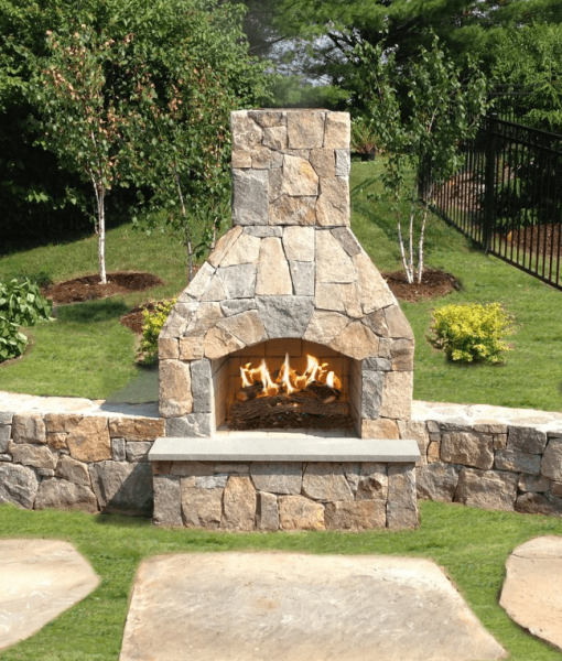 These Issues Can Be Dealt With Utilizing Canopies Or Awnings These Protective Shades Are Typ In 2020 Outdoor Fireplace Patio Backyard Fireplace Outdoor Fireplace Kits