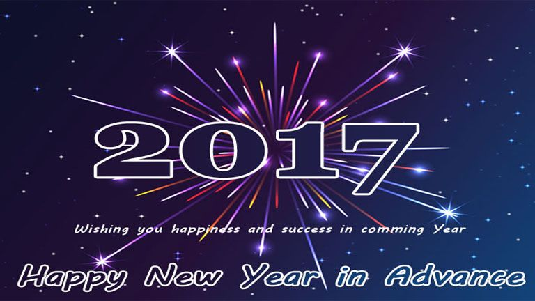 advance happy new year wishes 2017 messages and gif images