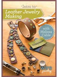 Photo of Intro to Leather Jewelry Making Video Download