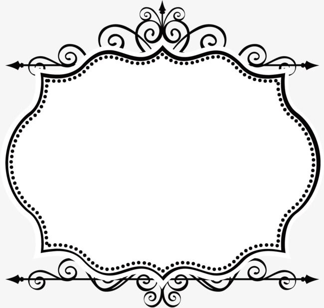 Vetor Simples Wedding Symbols Free Embroidery Patterns Machine Page Borders Design