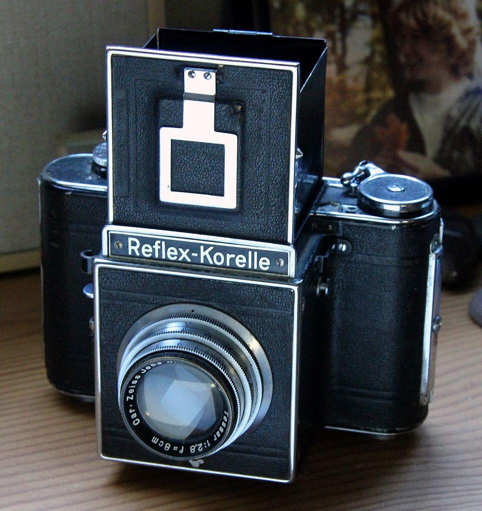 Легендарные фотоаппараты кэнон