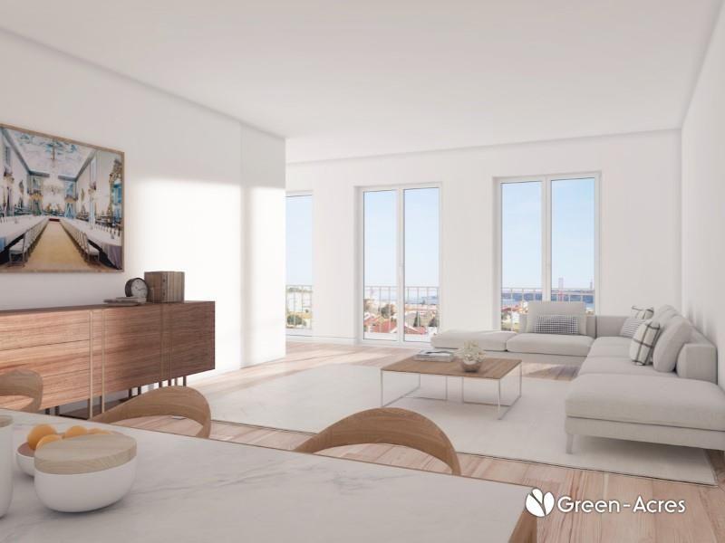 T2 Luxuoso em condomínio privado. Vista Rio, Palácio da