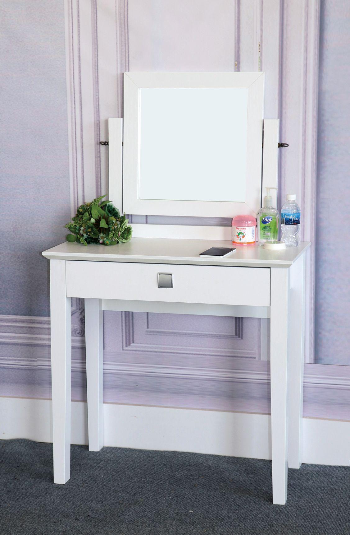 K16031 Smart Home Vanity Table Make Up Jewelry Mirror