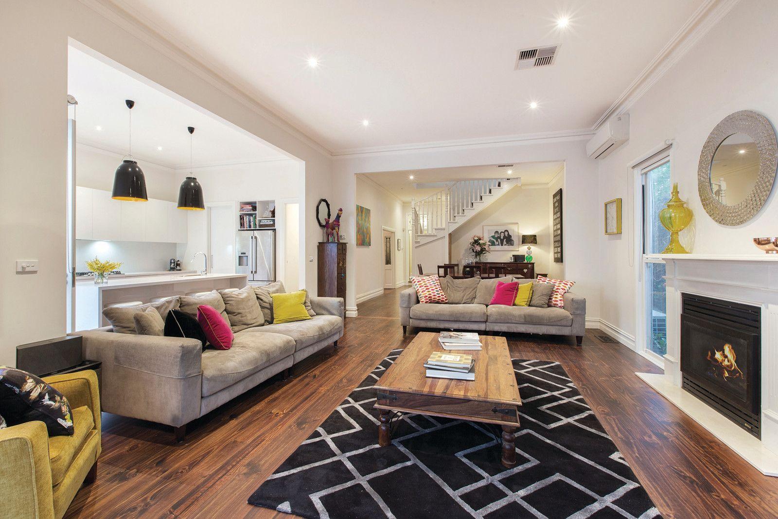 24 Croydon Road Surrey Hills - Marshall White  Spacious living