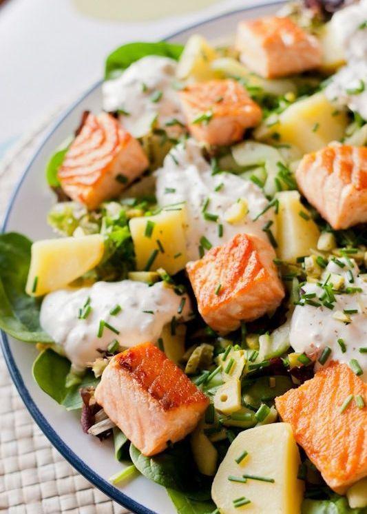Recetas sanas para cenar
