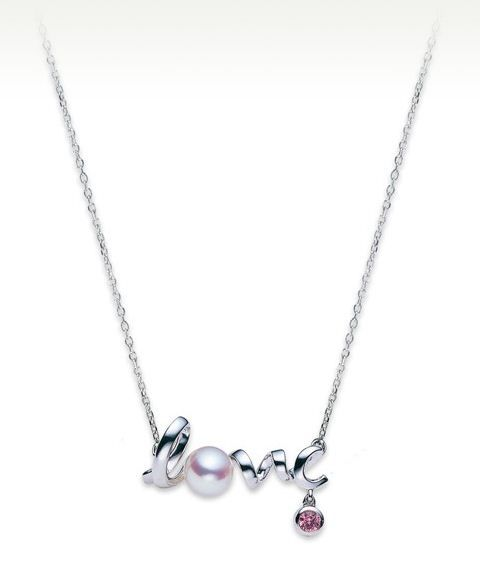 Valentine's Day is a month away! What is on your wish list? #Mikimoto