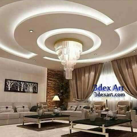 ceiling design living room 2018 small photos latest false designs for and hall modern with lighting ideas plasterboard new