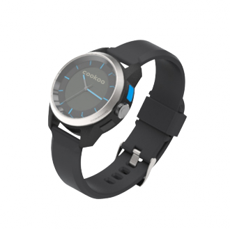 COOKOO watch Silver - COOKOO Store - ConnecteDevice Ltd