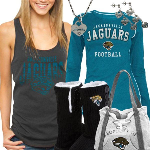 Nice Cute Jacksonville Jaguars Fan Gear
