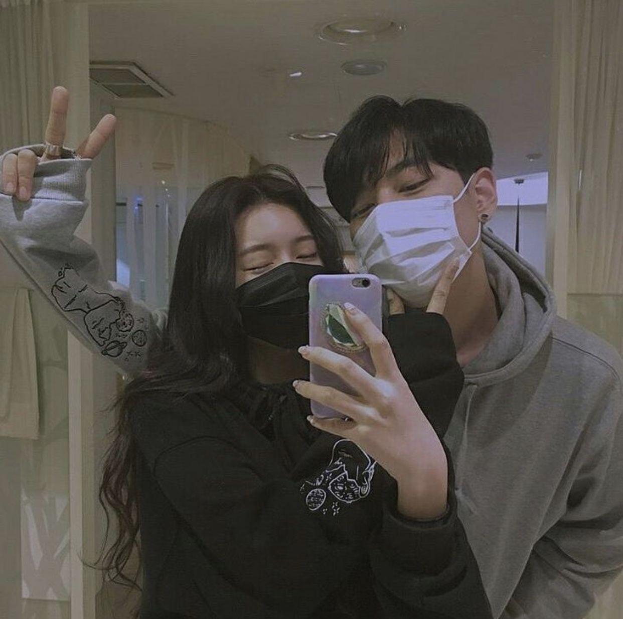 @ AsianAestheticBeauty | Ulzzang Couples | Couples coréens ...
