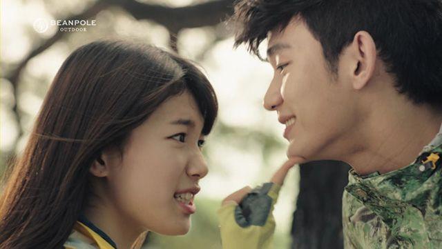 Suzy Miss A Kim Soo Hyun For Bean Pole Outdoor Kim Soo Hyun
