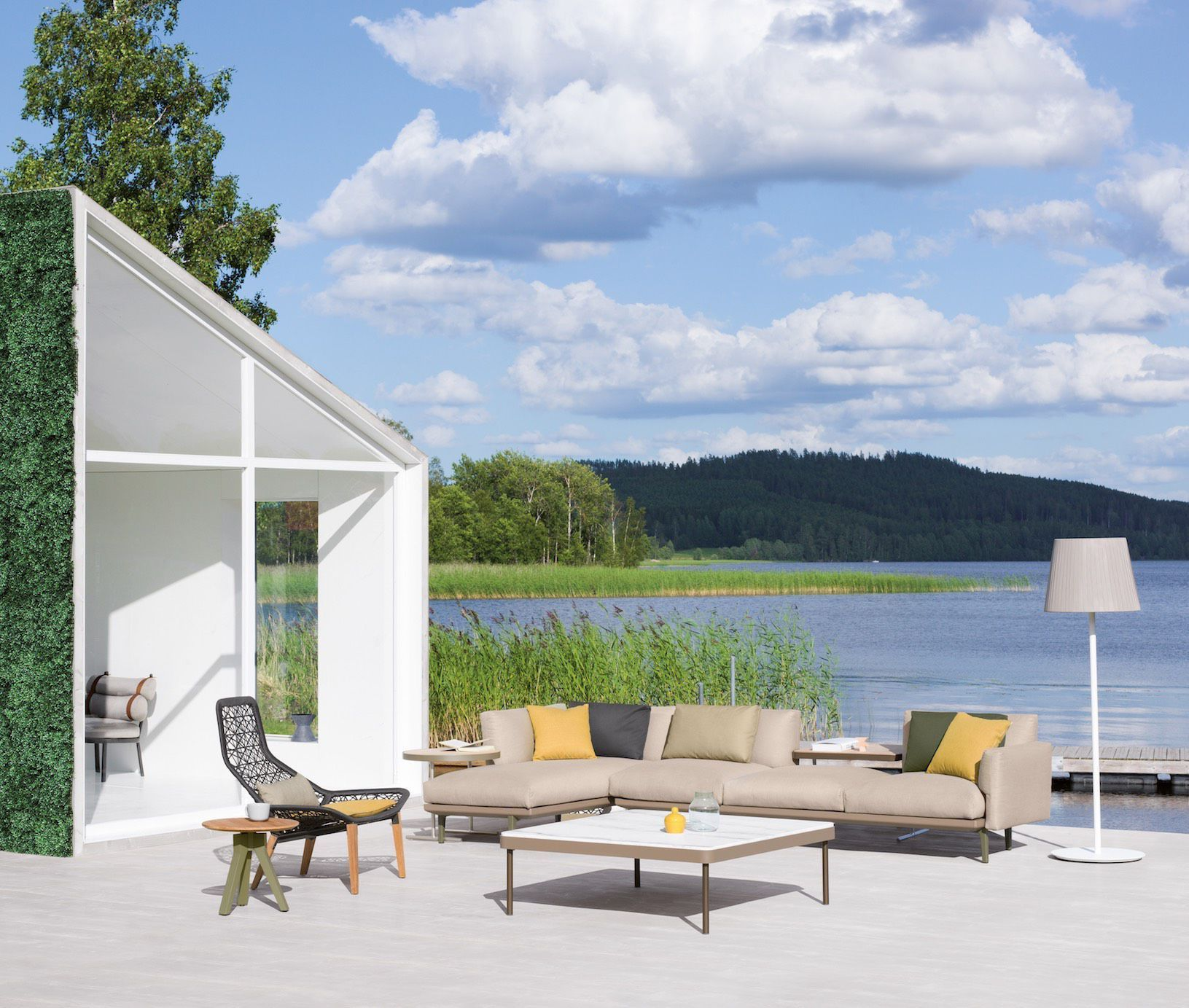 KETTAL BOMA by Rodofo Dordoni Outdoor furniture