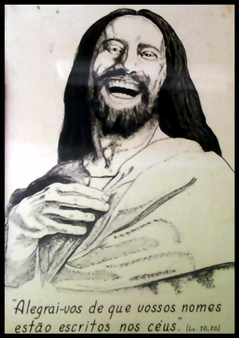 Resultado de imagem para jesus sorrindo