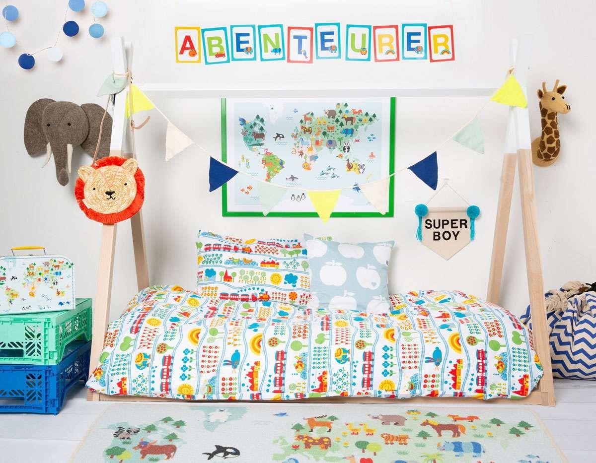 Kinderzimmer für Jungs einrichten mit unseren tollen