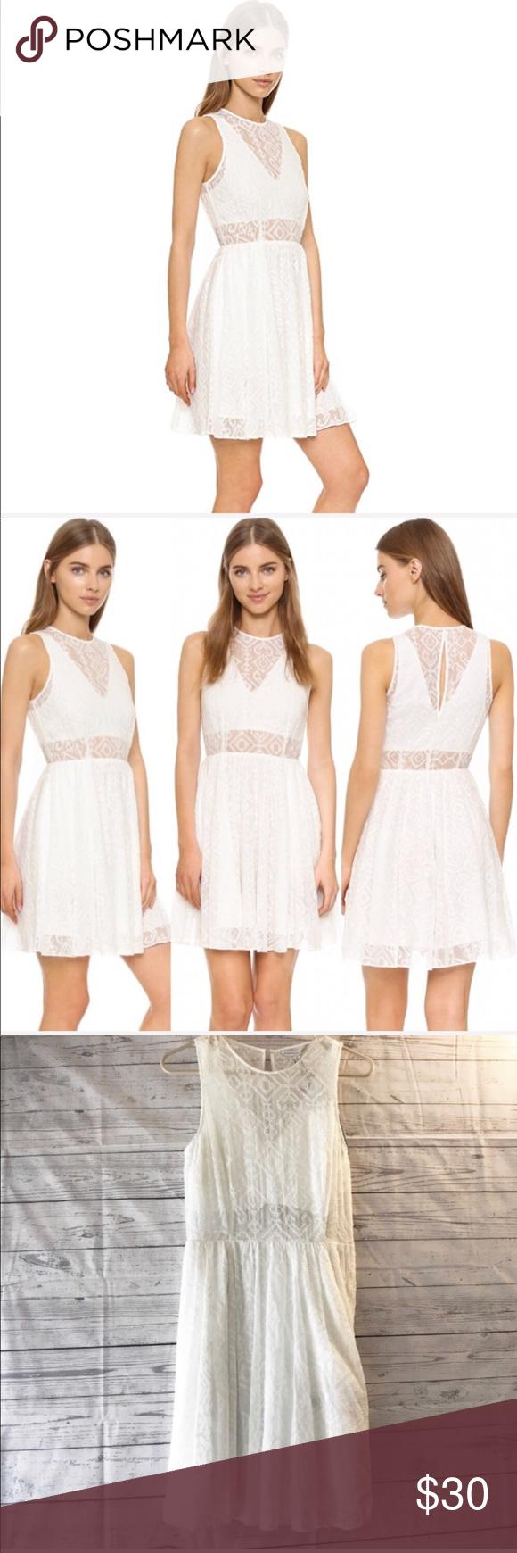 NWT Rebecca Minkoff White Trixie Dress Dresses, Clothes
