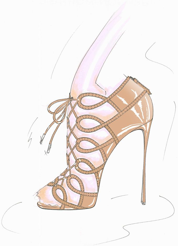 Olivia Palermo Designs Exclusive Collection for Aquazzura