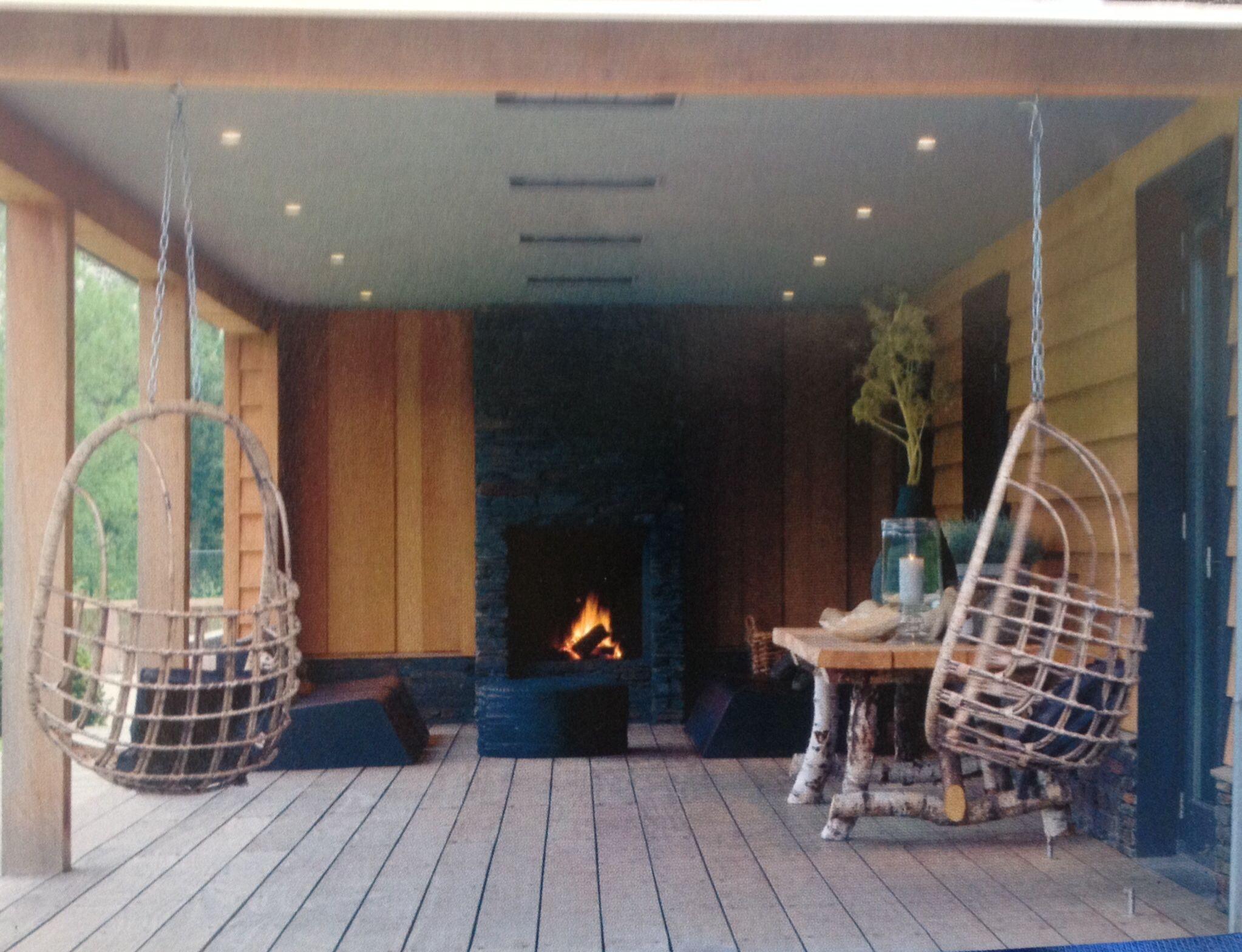 Overdekt terras home sweet home pinterest verandas gardens and boon for Overdekt terras