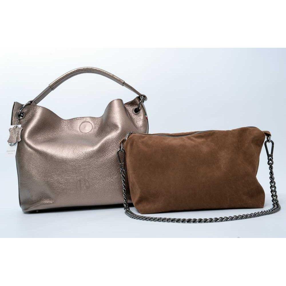 Štýlová talianska kabelka ručne vyrobená z pravej kože. ručná výroba pravá  koža kovové časti kabelky e89dbb1d28a