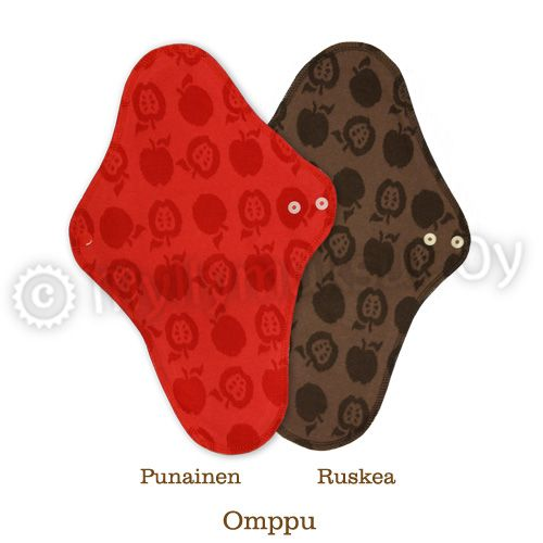 Night pad, bamboo - Periods - Fabric pads - Myllymuksut