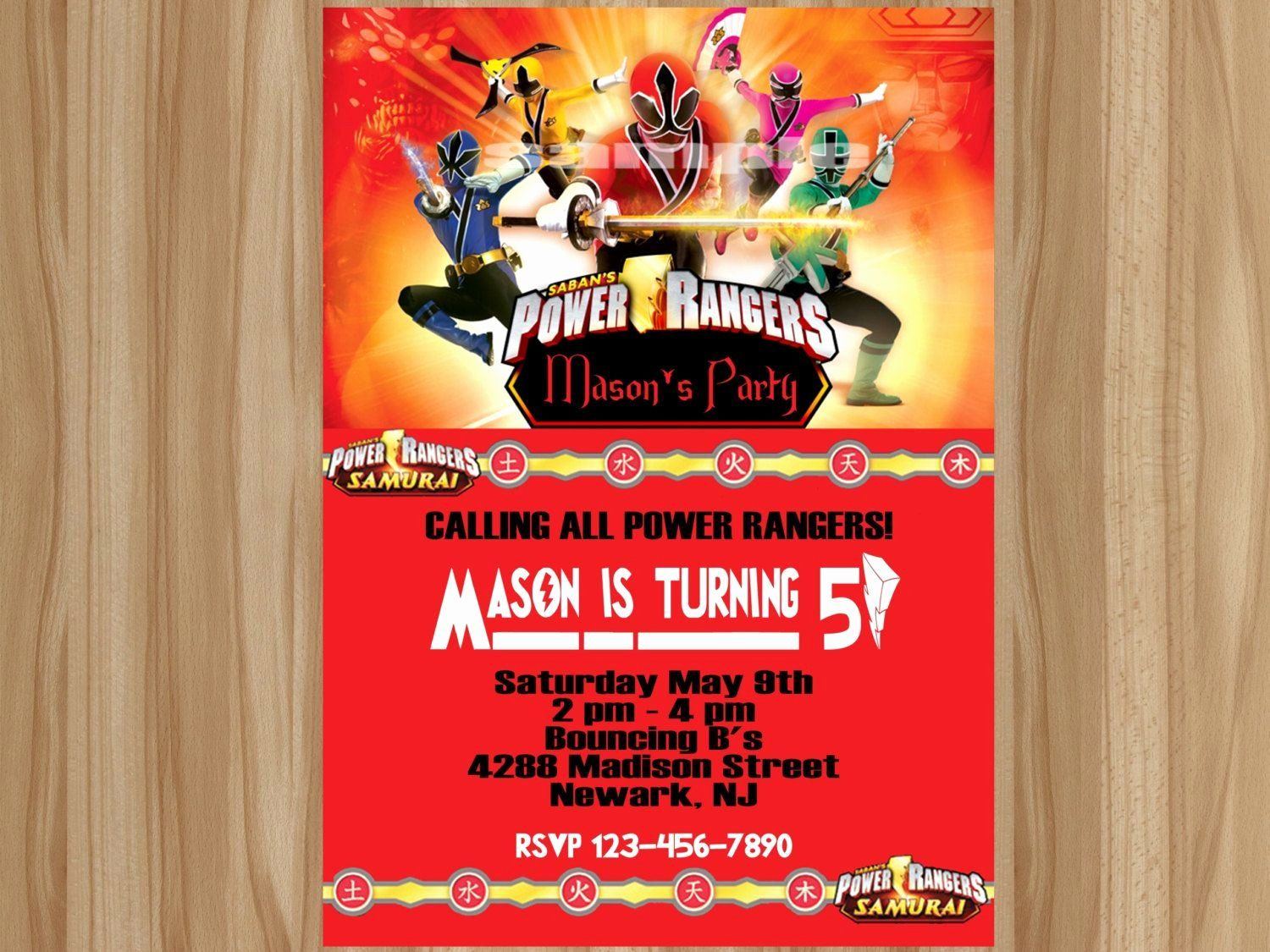 Power Rangers Birthday Invitation Template Fresh Awesome Power Ranger Birthday Invitat Power Ranger Birthday Birthday Invitations Birthday Invitation Templates