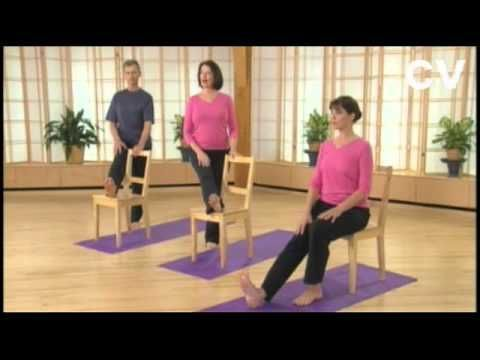 great easy yoga for arthritis with peggy cappy this is