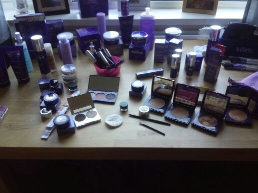 Love our make up lotions and potions
