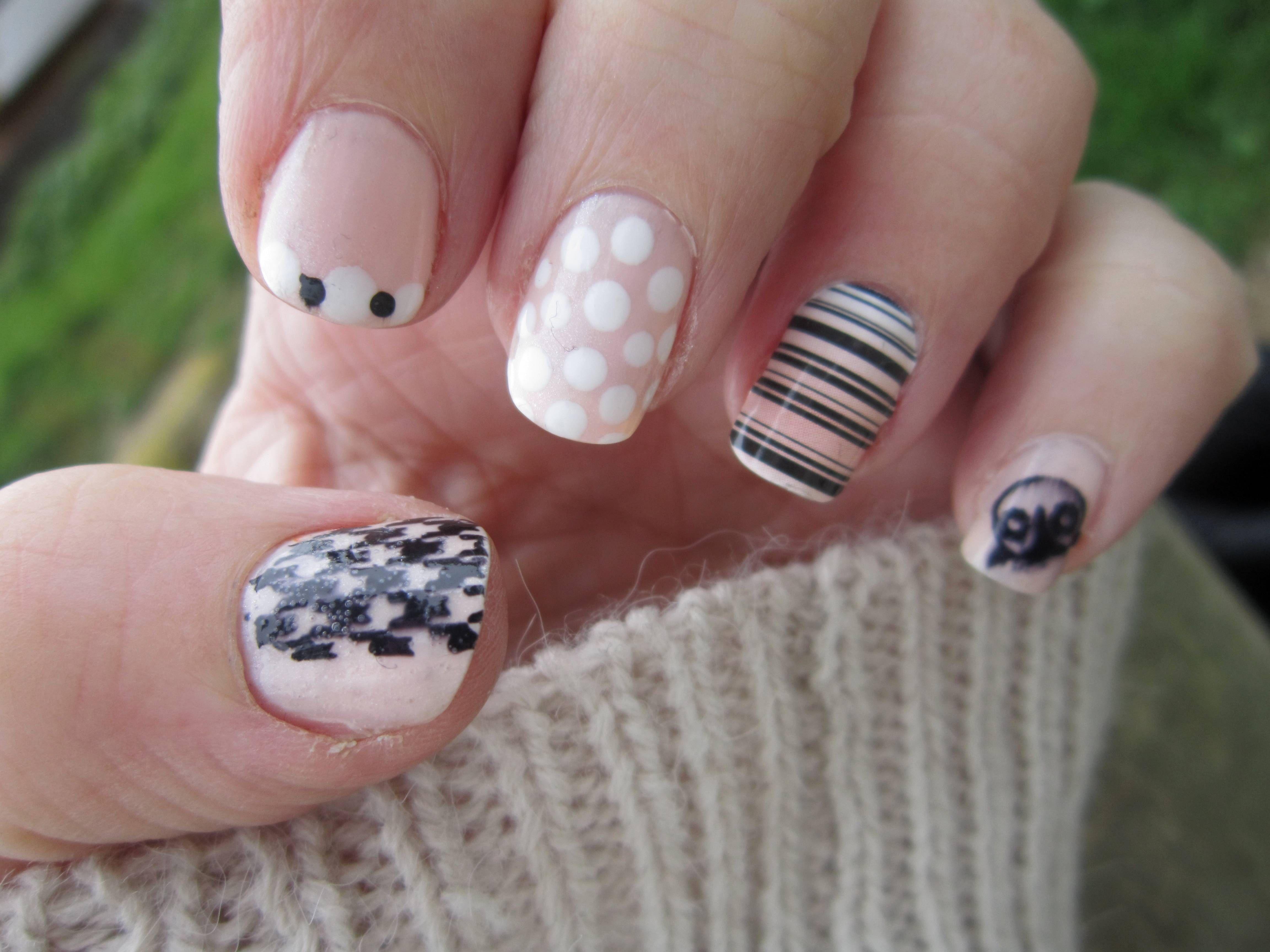 Las manicuras de Miss Frenchy en xxl !   Nails, Beauty