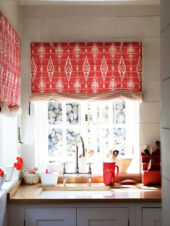 Beautiful Bathroom Blinds crafty creations | roman blinds, kitchens and window
