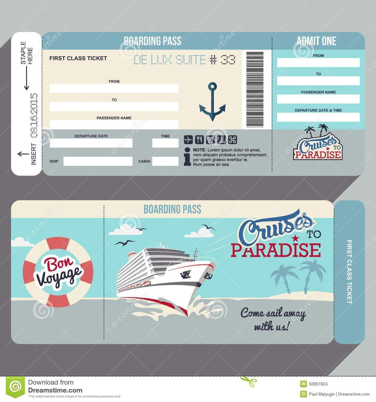 boarding pass template pdf free