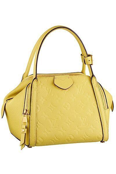 f54361fb9b24 Louis Vuitton Handbags New Collectio. Louis Vuitton Handbags New Collectio Yellow  Handbag