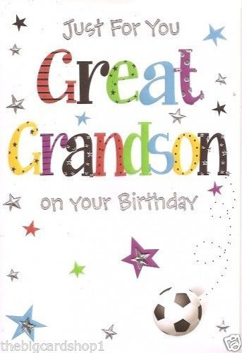 Eclipse To A Very Special Couple At Christmas Greeting Card 23 X 16cm For Sale Online Ebay Birthday Card Sayings Grandson Birthday Cards Grandson Birthday