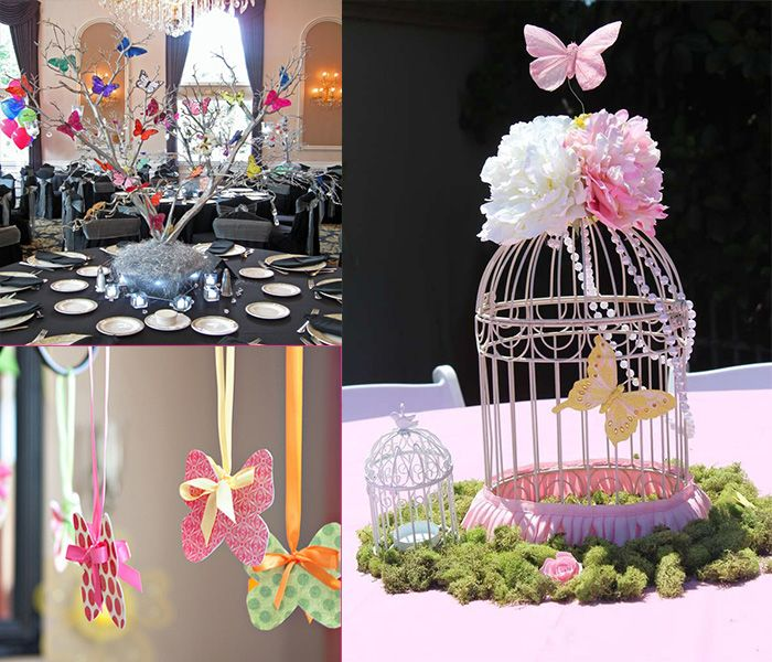 Garden Themed Kitchen Decor: Butterfly Garden Party Decoration : Decor Your Party Place