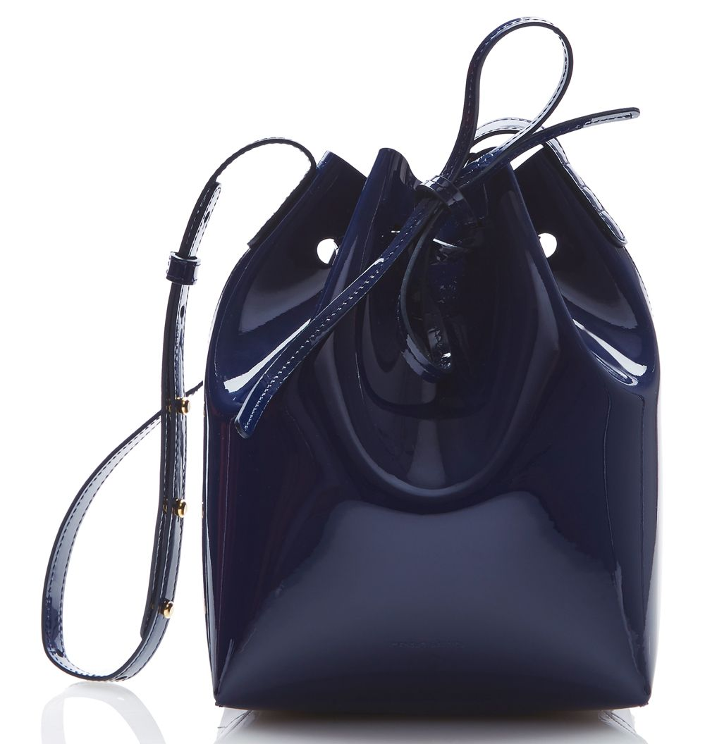 Mansur Gavriel Debuts Patent and Suede Bucket Bags and More