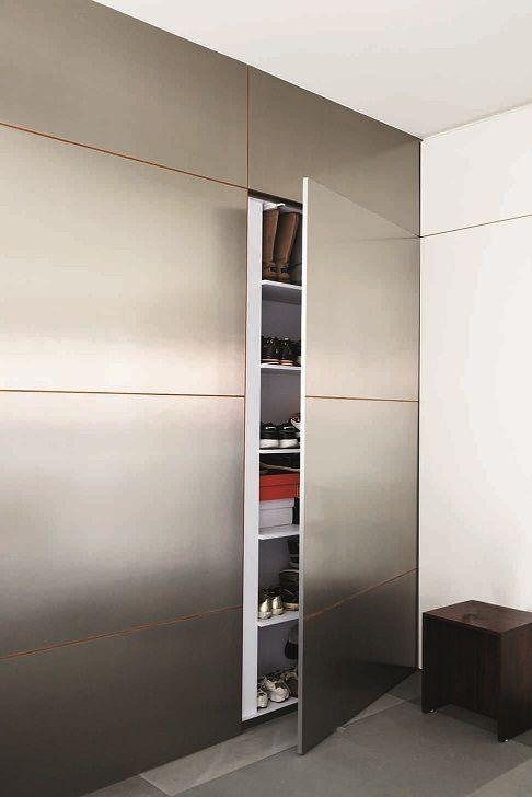 shoe  bag cabinet for btwn main door  tv feature wall