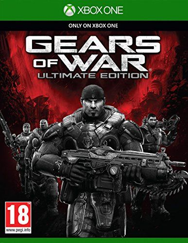 Gears Of War Ultimate Edition Xbox One Xbox One Games Gears