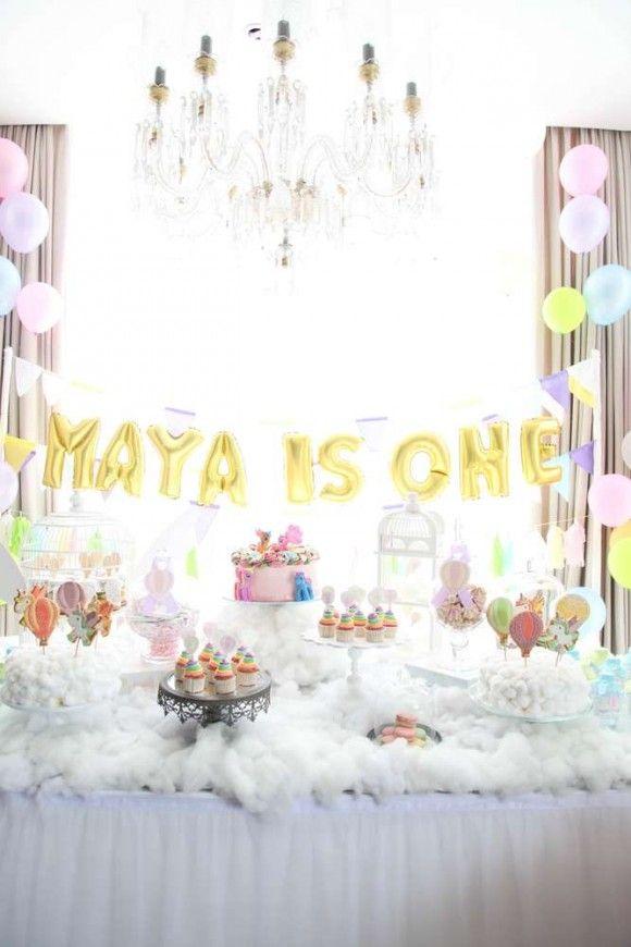 the 13 most popular girl 1st birthday themes birthday ideas