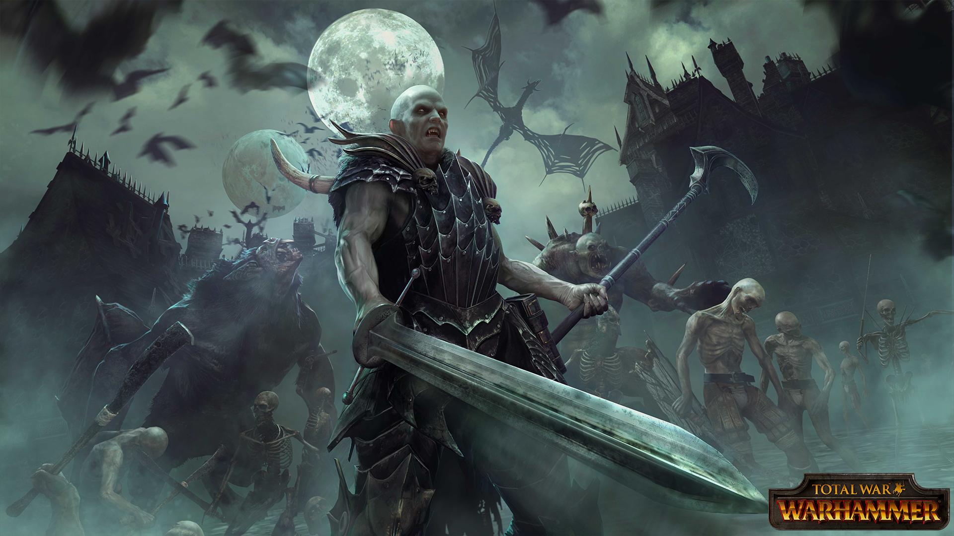 Reckoning Warhammer Vampire Wallpaper Wwwmiifotoscom