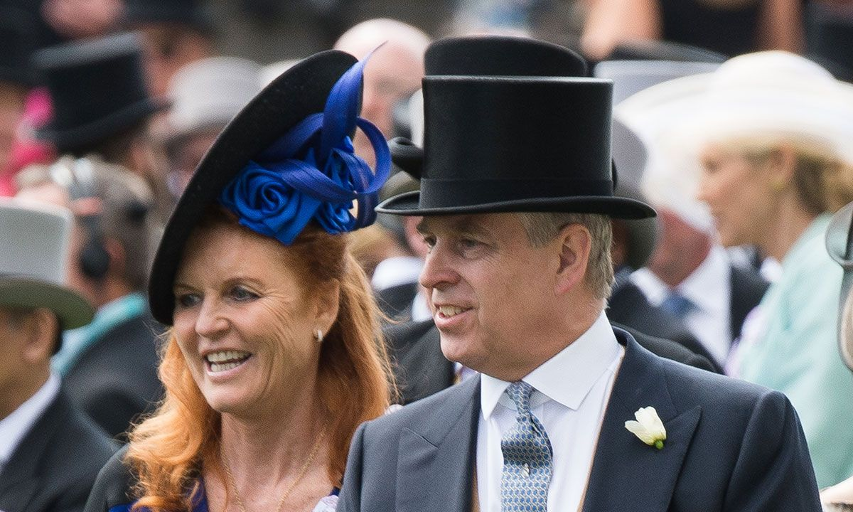 Sarah Ferguson and Prince Andrew reveal reason they are so