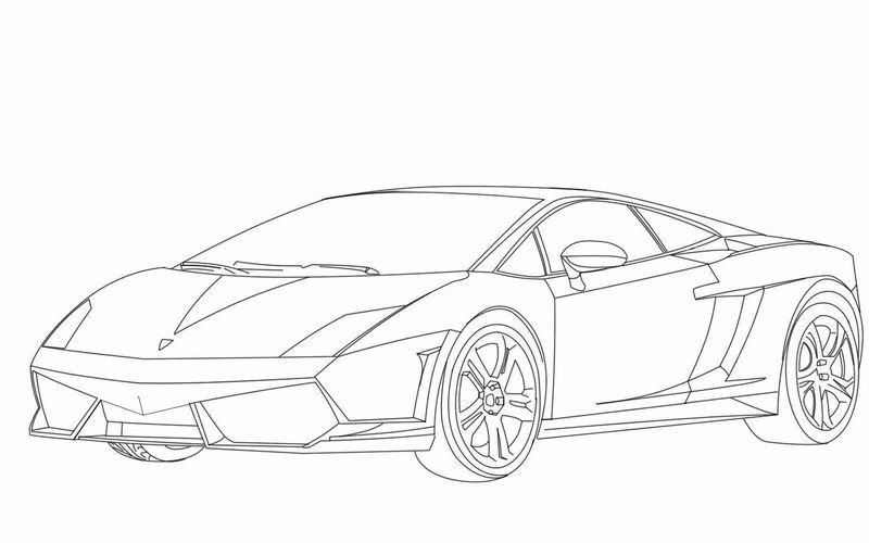 Lamborghini Huracan Performante Coloring Pages Expensive Sports Cars Cars Coloring Pages Lamborghini