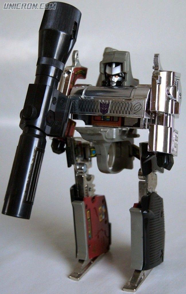 Transformers G1 Megatron - Unicron.com | Transformers toys ...