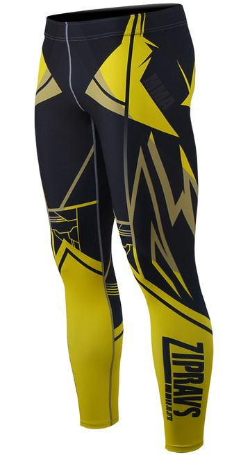 Men's Gym pants Compression Full Leg Pants
