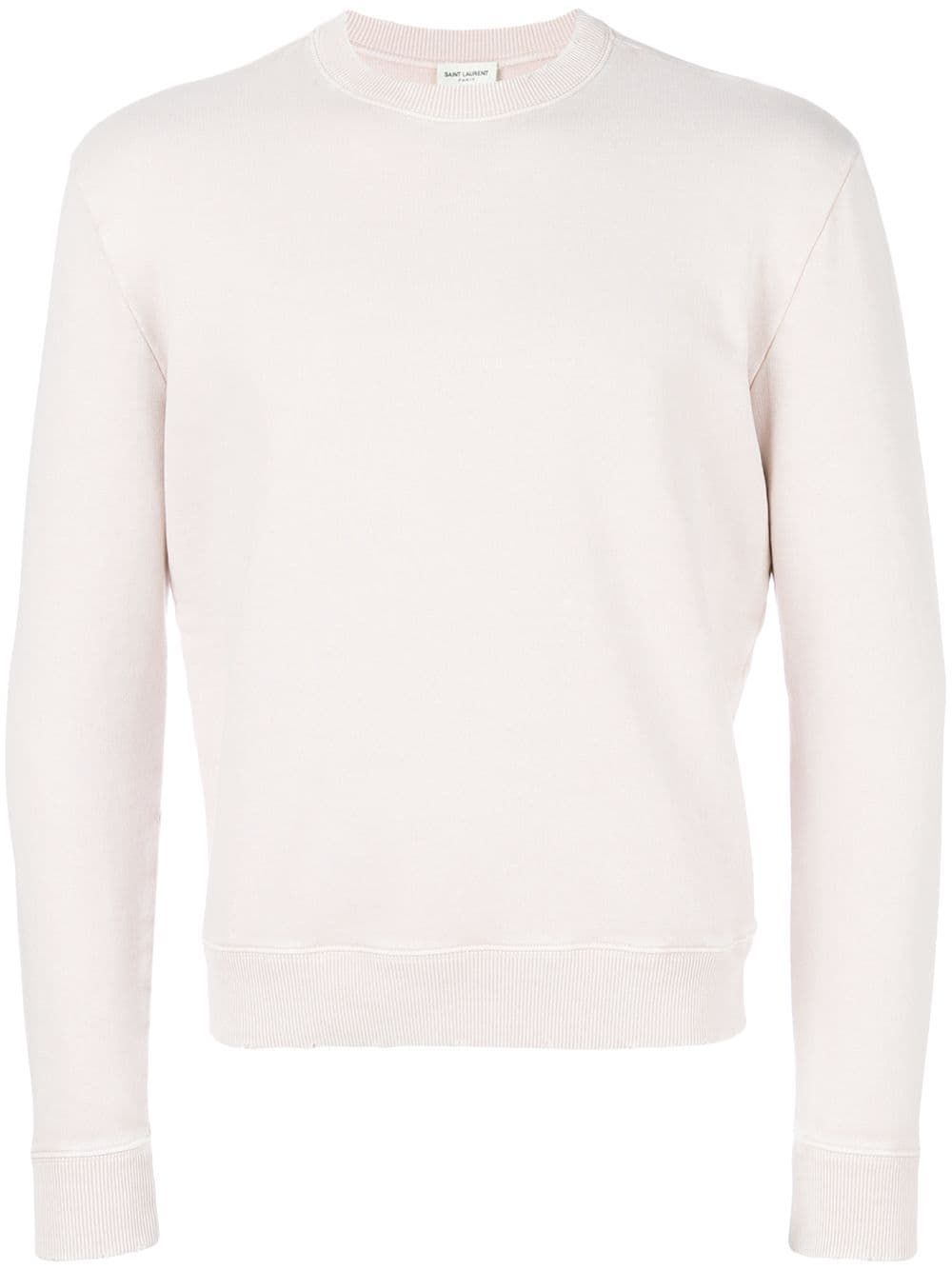 872043d9a41e47 Saint Laurent distressed effect sweatshirt - Pink in 2019 | Products ...