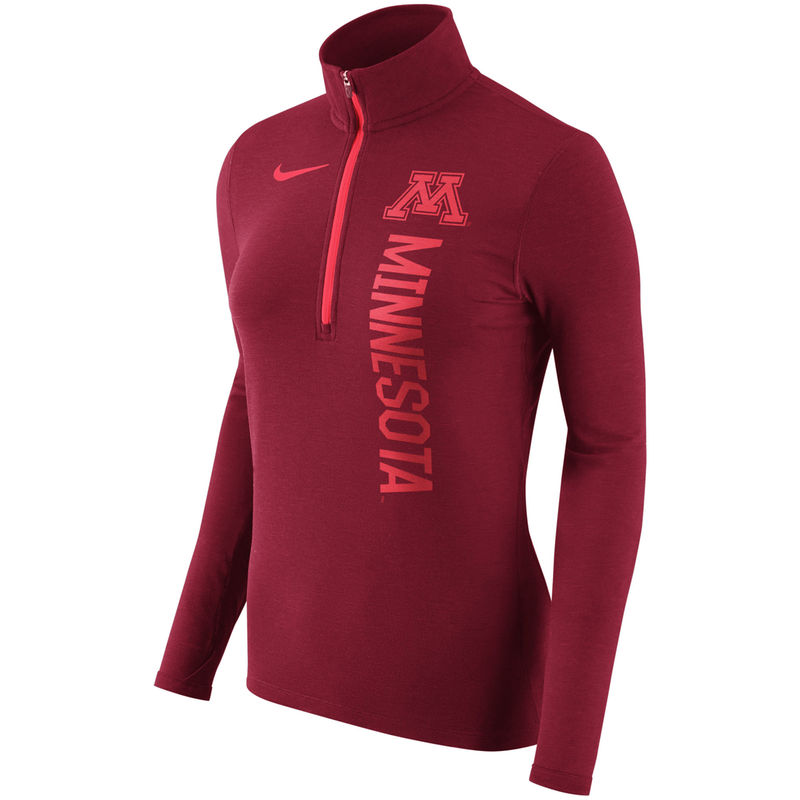 NEW Nike Minnesota Gophers Multiple Sizes White Poly Pullover
