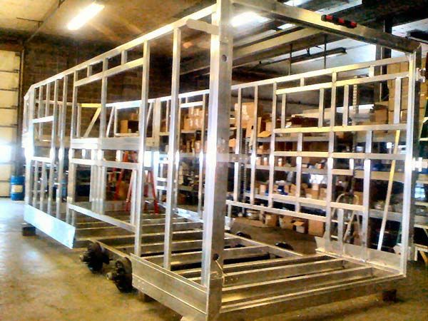 Shetron Custom Trailers Custom Made Aluminum Trailers