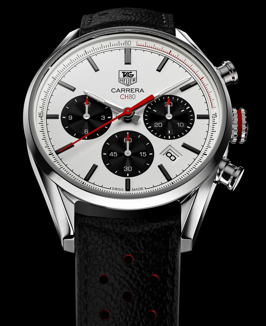 10bcd438e10a TAG Heuer Carrera Calibre CH 80 Watch  Return To The 1960s Classic. This  looks a lot like my Werner