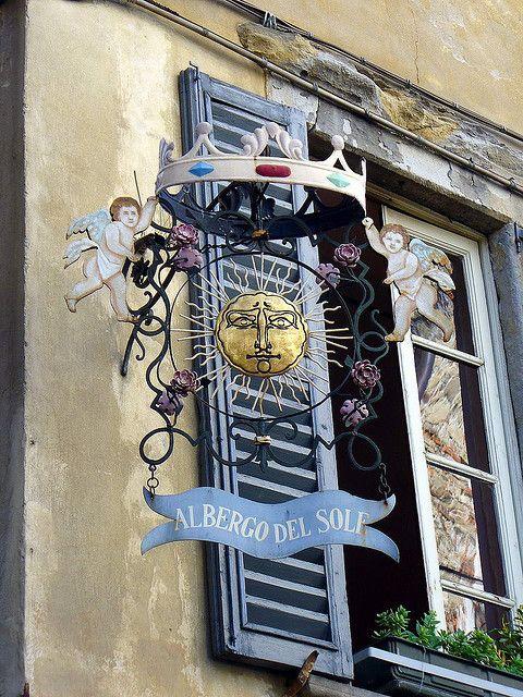 """""""Albergo del Sole"""" - Bergamo, Lombardia"""
