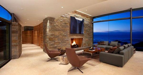 stilvolle wohnzimmer - interieur design ideen | peters style ... - Design Wohnzimmer Ideen